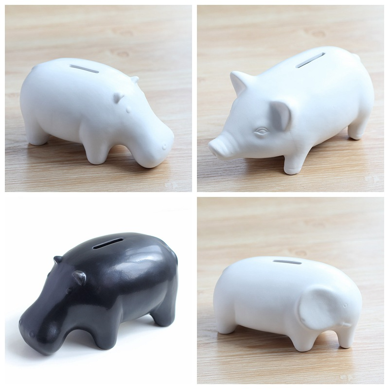 Online buy wholesale elephant piggy bank from china elephant piggy bank wholesalers - Ceramic elephant piggy bank ...