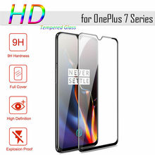 NEW 9H Gebogen Voor for One Plus 7 Pro 1+7 Pro Tempered Glass Transparent HD Protective Phone Glass for OnePlus 7 Pro 1+7Pro