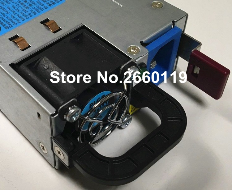server power supply for DL360 DL380 G8 656362-B21 643931-001 660184-001 HSTNS-PL28 460W PSU, fully tested