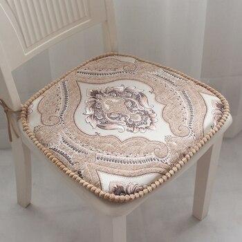 Sitzkissen Fur Esszimmer Stuhl Pad Anti Skid Almofada Fur Wohnkultur