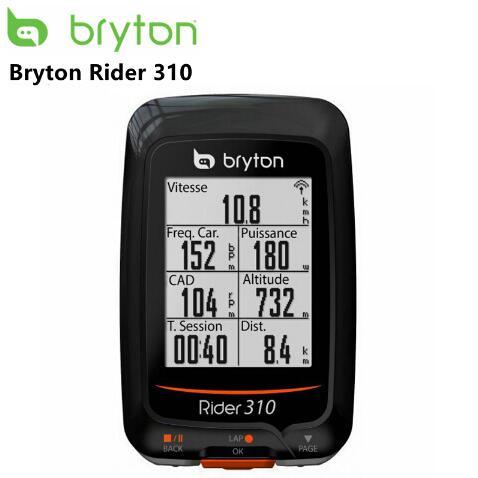Bryton Rider 310 Enabled Waterproof GPS cycling bicycle wireless speedometer bicycle edge 200 500510 800810 mount bryton rider 310 enabled waterproof gps cycling bike mount wireless speedometer with bicycle garmin edge 200 500510 800810 mount