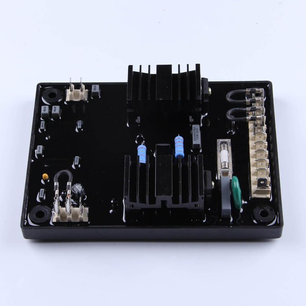 Diesel voltage regulator AVR electronic Component generator parts module auto stabilizer integrated circuit for alternator WT-2 10pcs integrated circuit parts original tpd12s521 tpd12s521dbtr pn521