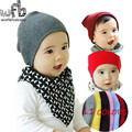 Retail 6-48 Months earflaps lovely caps hats touca baby children infant gorras head beanies bebes accessories kids spring fall