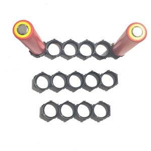 Image 4 - 50pcs 18650 4P 5P 6P Cell Holder 18650 Battery Spacer Battery Bracket for 18650