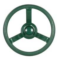 15% Plastic Steering Wheel Swing Set Accessories for Wood Backyard Play Set