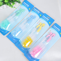 Bottle brush 360 Degree Sponge baby bottle brush Feeding Milk Nipple Cup Brush Cleaner Cleaning Tool scourer With Pacifier