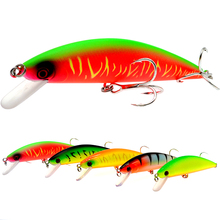 цена на WLDSLURE Hot-selling minnow 40g super sinking crank popper penceil bait good quality