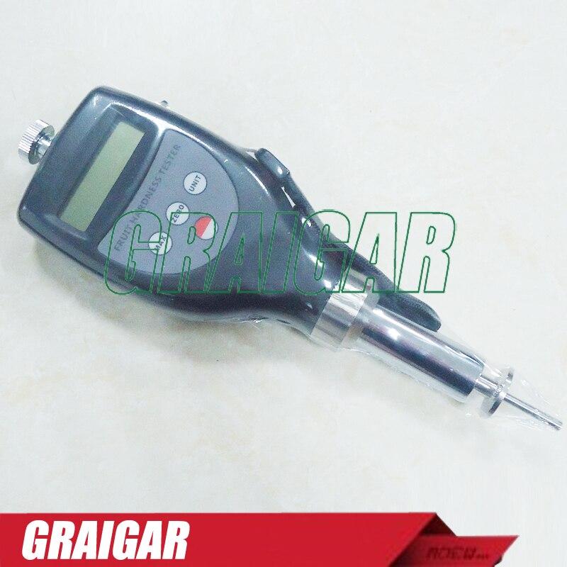 New Specialized Fruit penetrometer Hardness Tester  FHT-05 Durometer Meter Gauge