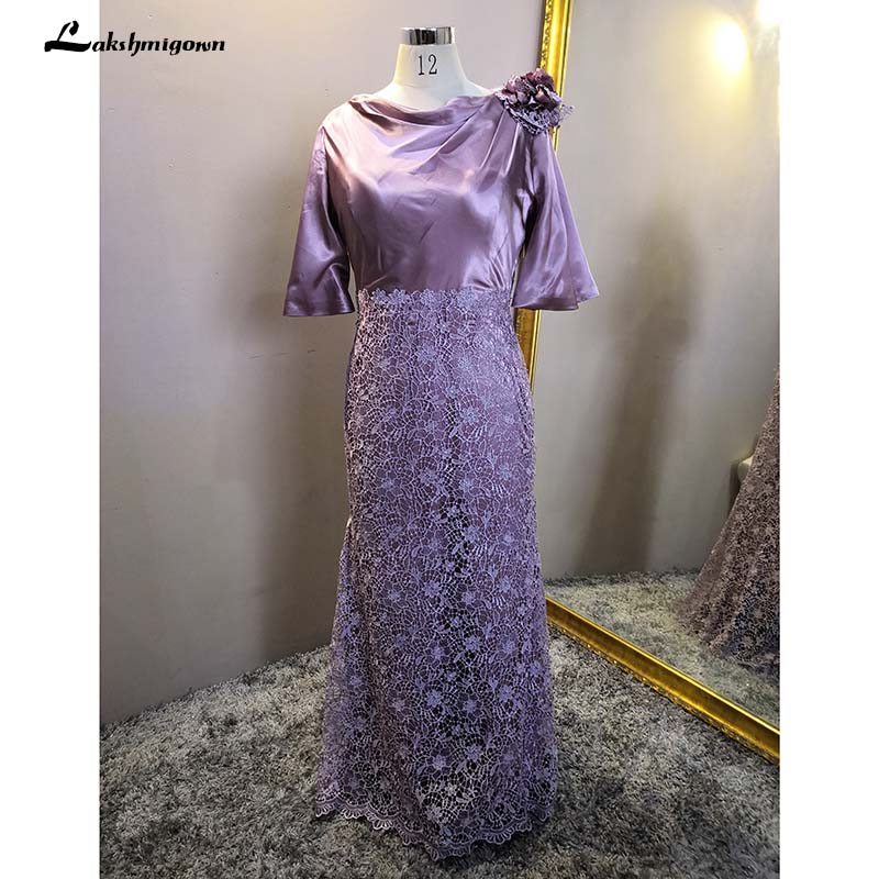 Cowl Neck Satin Wedding Gowns: Aliexpress.com : Buy Real Photos Mother Of The Bride Groom