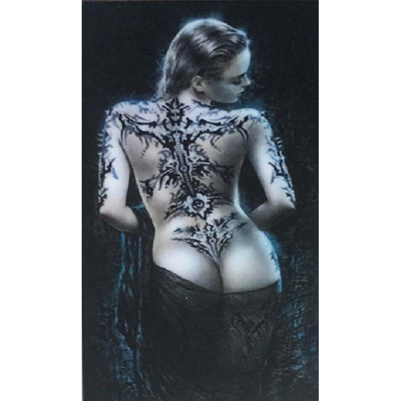 Cross Stitch <font><b>Diamond</b></font> <font><b>Painting</b></font> <font><b>Full</b></font> Square / <font><b>Round</b></font> 5D <font><b>Diamond</b></font> Embroidery <font><b>Sexy</b></font> woman Mosaic Rhinestones Decoration <font><b>Painting</b></font> GH303 image
