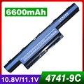 7800 mah bateria do portátil para acer aspire as10d31 as10d51 as10d61 as10d71 as10d75 4741 5551 5552g 5551g 5560g 5733z 5741 5741g 7551