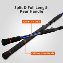 Casting Fishing Rod with Soft EVA Handle