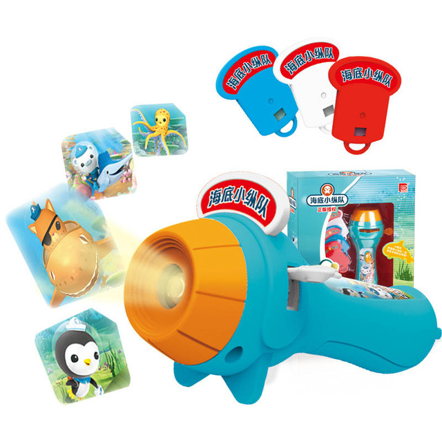 Children's Octonauts Projection Lamp Children Kids Baby ...
