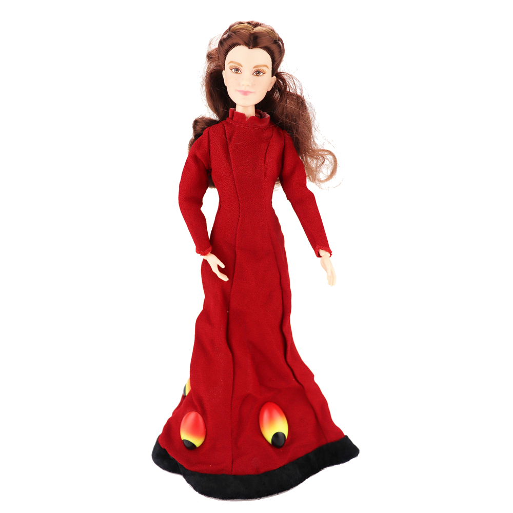 цены New Original Jimusuhutu Bell Fashion Girl Doll for Girl Russian Queen Girl Doll Joint Movable Princess Prince dolls Classic Toys