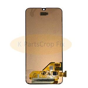 Image 4 - Super AMOLED Per Samsung A40 LCD A405 LCD A40 Display a cristalli liquidi Per Samsung A40 A405 LCD touch Screen Digitizer Assembly di ricambio
