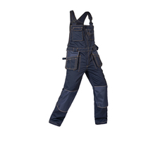 Рабочие комбинезоны мужские рабочая одежда промышленная униформа Рабочая одежда Инженерная механика рабочая одежда полиэфирные джинсовы