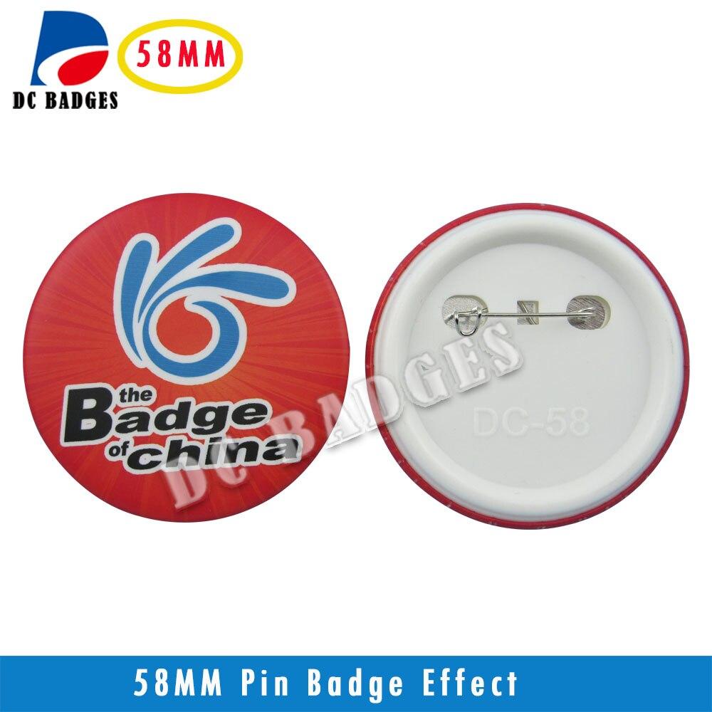 "GOT HOPE BUTTON Badge Badge 2-1//4/"" w//Pinback NEW"