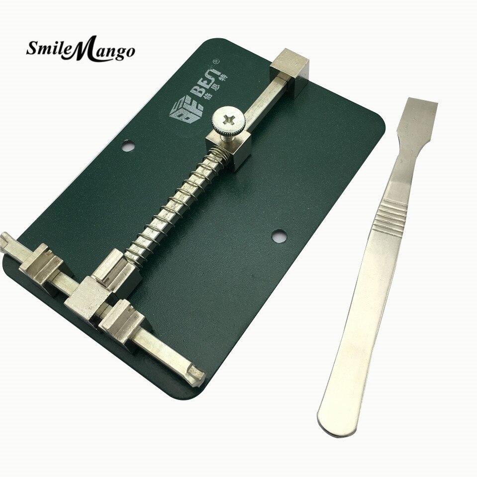 PCB Holder Jig Raschietto Per Il Telefono Cellulare Apparecchio Stand Strumenti Circuito Clamp Riparazione