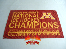 University of Minnesota Flag NCAA Big Ten Conference Flag hot sell goods 3X5FT 150X90CM Banner brass metal holes