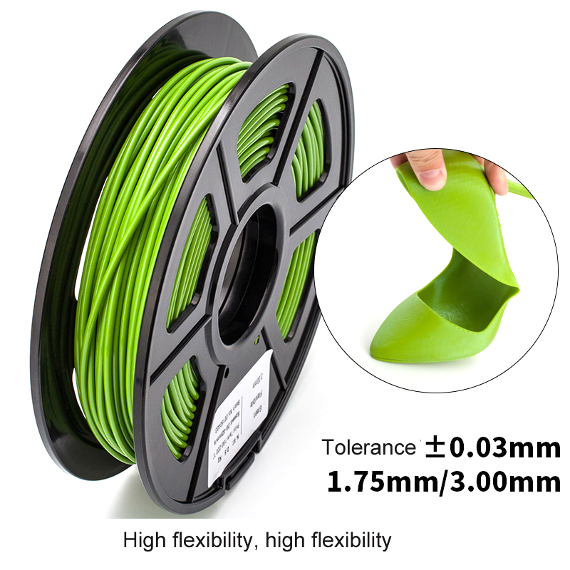 3D Printer Filament PLA Ductile Environmental Plastic material 1.75mm for 3D Printer Red Green White for you choose 3d printer filament abs material 1 75mm 1kg many colors for choose 100% new material environmental friendly