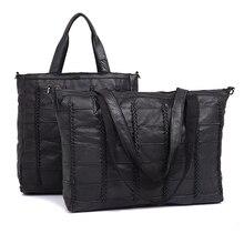 Designer Qualität Rindsleder frauen Plaid Handtasche Aus Echtem Leder Patchwork Daypack Umhängetasche Lässig Weiblichen Stricken Tasche