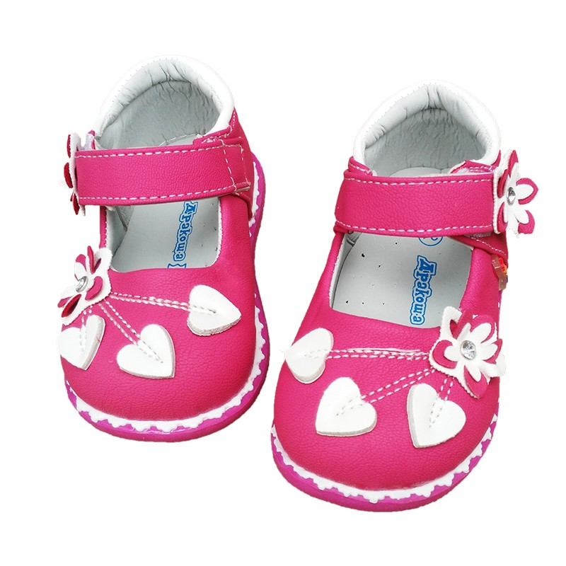 New 1pair children Orthopedic Rhinestone Girl Baby Princess Soft Shoes