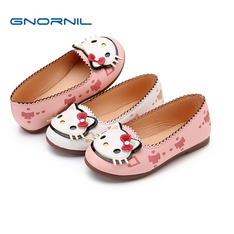 2018 Autumn Kids Shoes Girls PU Leather Shoes Cute Cartoon Slip On Baby Girl Princess Flat Casual Soft Toddler Children Shoes2018 Autumn Kids Shoes Girls PU Leather Shoes Cute Cartoon Slip On Baby Girl Princess Flat Casual Soft Toddler Children Shoes