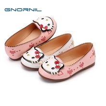 2020 Autumn Kids Shoes Girls PU Leather Shoes