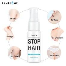 Permanent Stop Hair Growth Inhibitor Pubic Hair Repair Smoot