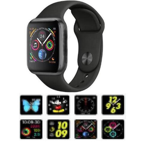 <font><b>IWO</b></font> 8 Bluetooth Smart Watch 44mm <font><b>smartwatch</b></font> case for ios apple iPhone 6 <font><b>7</b></font> 8 X and for android samsung huawei image