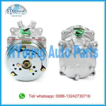 5h14 sd508 자동 에어컨 압축기 범용 vehilce 2pk