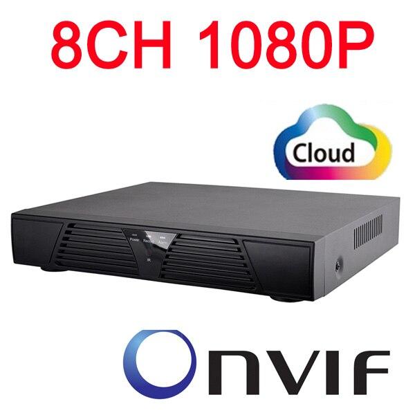 8CH 1080p Sdvr/hvr/nvr Security System Hdmi Output Ptz Support