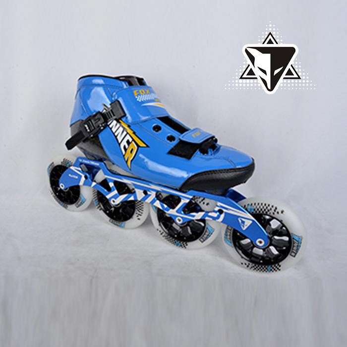 встроенный скорость коньках-шоссе