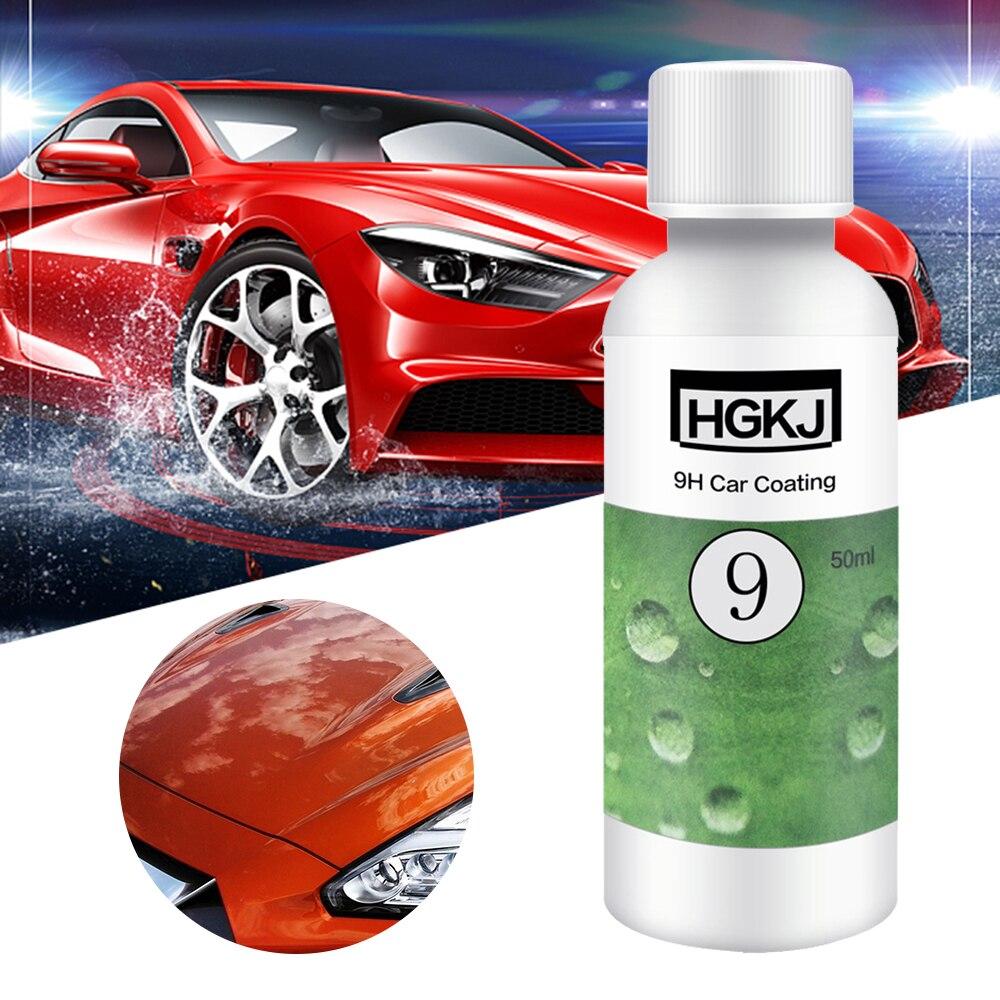 50 мл покрытие для автомобиля жидкое покрытие для автомобиля Защита для краски нано гидрофобное покрытие аксессуары для обслуживания автом...