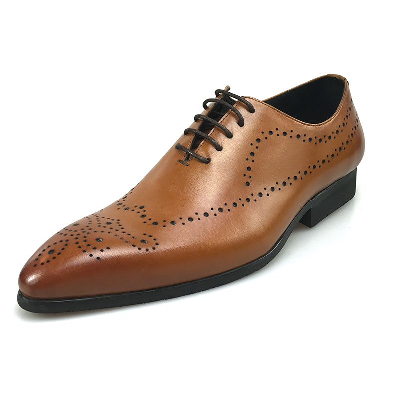 Couro Lace Europa Negócios De Grimentin Homens Luxo Casamento Clássico Vestido Esculpido Baixos Orange Sapatos Up Estilo Formais nzpXxtwH7