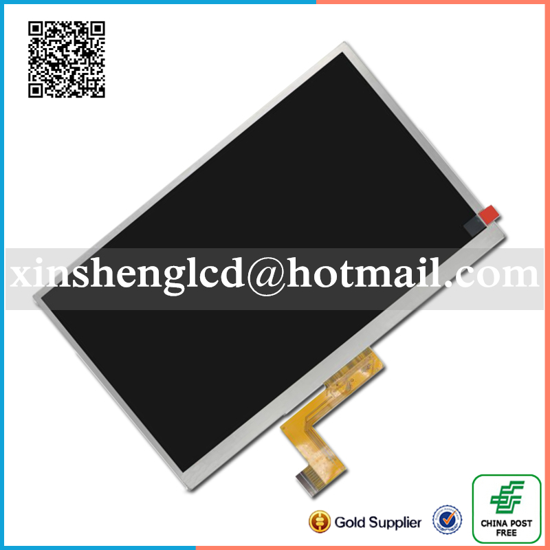 Original 10.1 inch Tablet PC LCD display AL0275B LCD Screen Digitizer Sensor Replacement Free Shipping