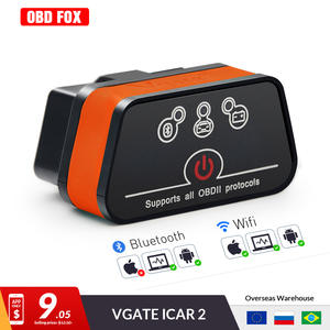 Vgate iCar2 ELM327 2 auto diagnostic scanner for android/PC/IOS code reader