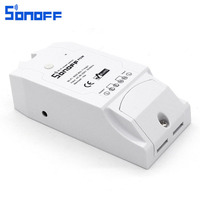 Sonoff Pow Wireless Switch WiFi Remote Controller Intelligent Automation Module Control Via IOS Android APP EWeLink