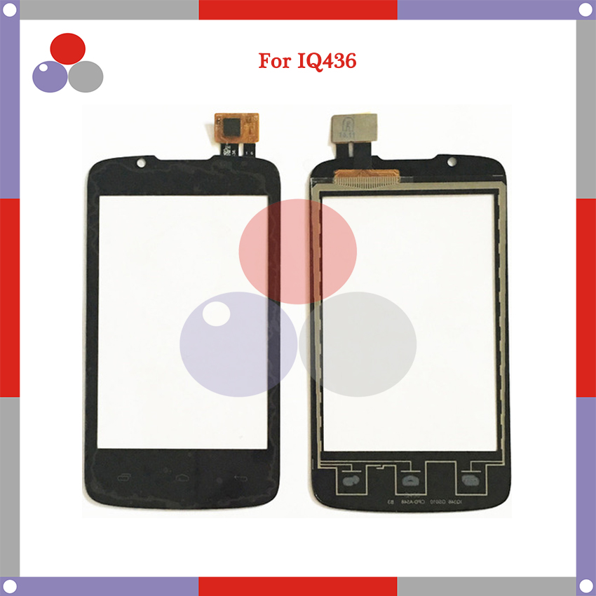 4.3 for Fly IQ436 Era Nano 3 Fly iq 436 Touch Screen Panel Sensor Digitizer Outer Glass Lens