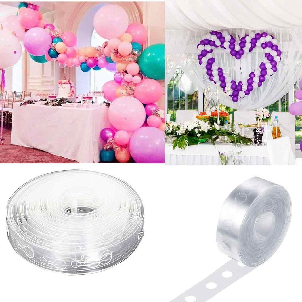 Wonderlijk Hot koop ballon Boog Krans Versieren Strip DIY Ballon Casual BQ-06