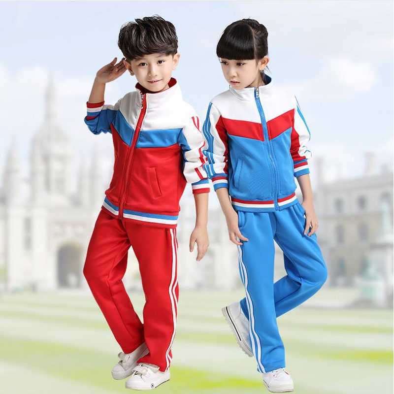 Adults Primary School Uniforms Teenage Kids clothing sports suit for boys girls baseball suit kids tracksuit fashion outfits