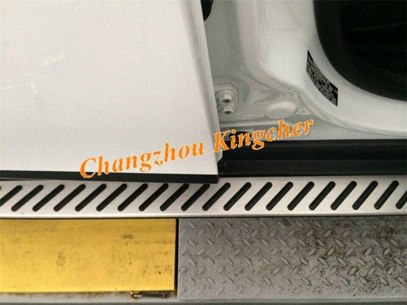 Высокое качество алюминий подножку подножка Nerf bar protecter для JEEP Cherokee 2011