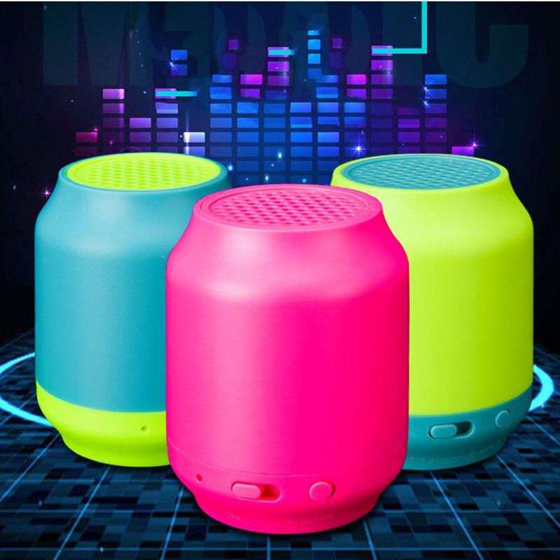 Mini Bluetooth Speaker Wireless Speaker mini Stereo protable Bluetooth speakers cassa portatile bluetooth Bass NKOBEE Speakers