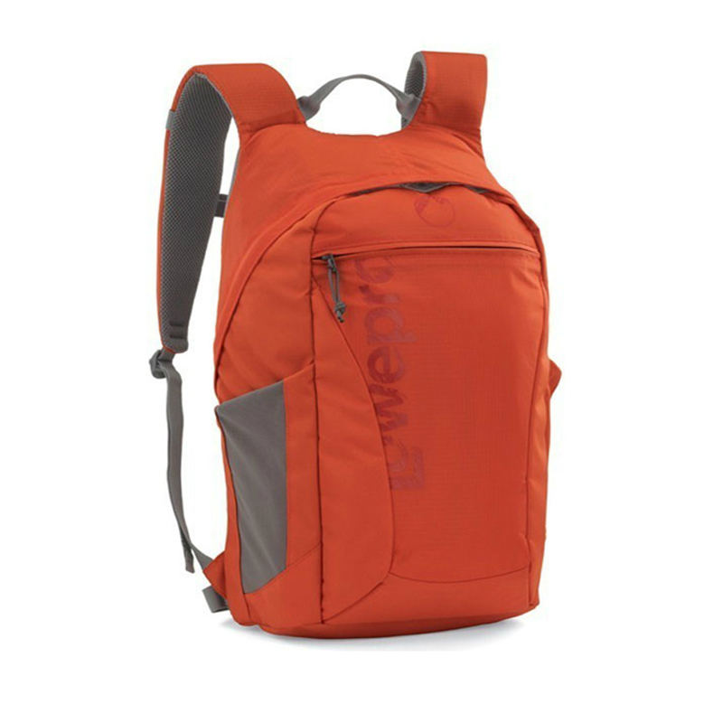 Image 2 - FREE SHIPPING Genuine Lowepro Photo Hatchback 16L AW  Shoulders Camera Bag Anti theft Package Knapsack Weather Cover-in Camera/Video Bags from Consumer Electronics