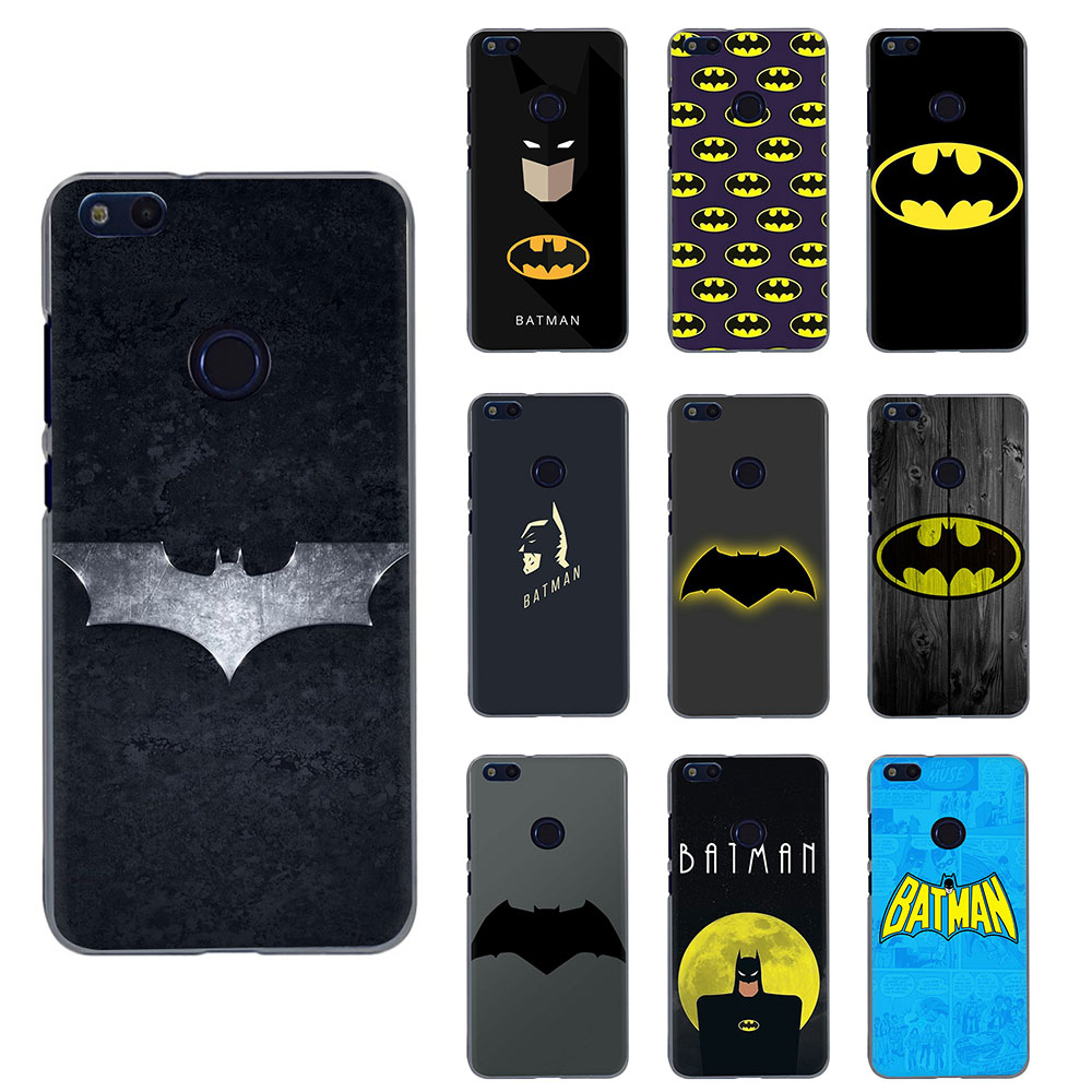 <font><b>marvel</b></font> Batman logo Hard <font><b>Phone</b></font> <font><b>Case</b></font> for Huawei <font><b>Honor</b></font> 20 Play 6 7 8 A C Pro 2GB/3GB 7C 5.99in 7 <font><b>9</b></font> 10 X <font><b>Lite</b></font> image