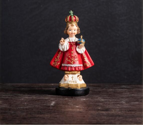 7*5*13 Cm Harz Weibliche Schaufensterpuppe Papst Kardinal Mitglied Christian Katholischen Gläubigen Kleine Geschenke Dekoration Prozess 1 Pc A398