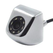 New Classic CCD HD Cámara de Vista Trasera de Gran Angular impermeable 8 LED de Visión Nocturna Para Parking System Monitor de Marcha Atrás asistencia