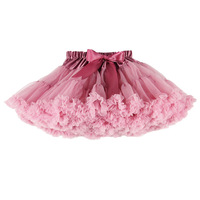 children kids baby girls Fluffy Pettiskirts tutu skirts Fashion KIds Skirts pettiskirt ball grow dropshipping 20 color 2 8year