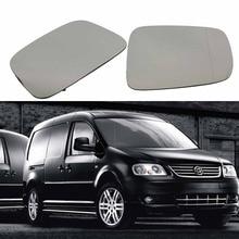 2 шт. для VW Caddy 2004 2005 2006 2007 2008 2009 2010 2011 с подогревом крыло боковые зеркала заднего вида Стекло