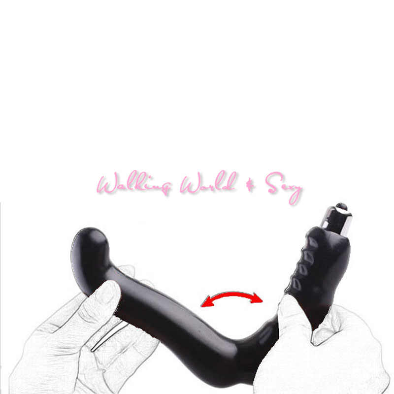 U/C G-Spot Anal Vibrator Prostate Massager Masturbation ชาย BUTT Plug Anal เพศของเล่นสำหรับผู้ชายเกย์ผู้ใหญ่ผลิตภัณฑ์สำหรับผู้ใหญ่เพศ
